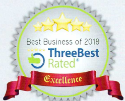 Three Best Business award