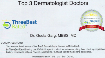 Three Best Derma - Geeta Garg